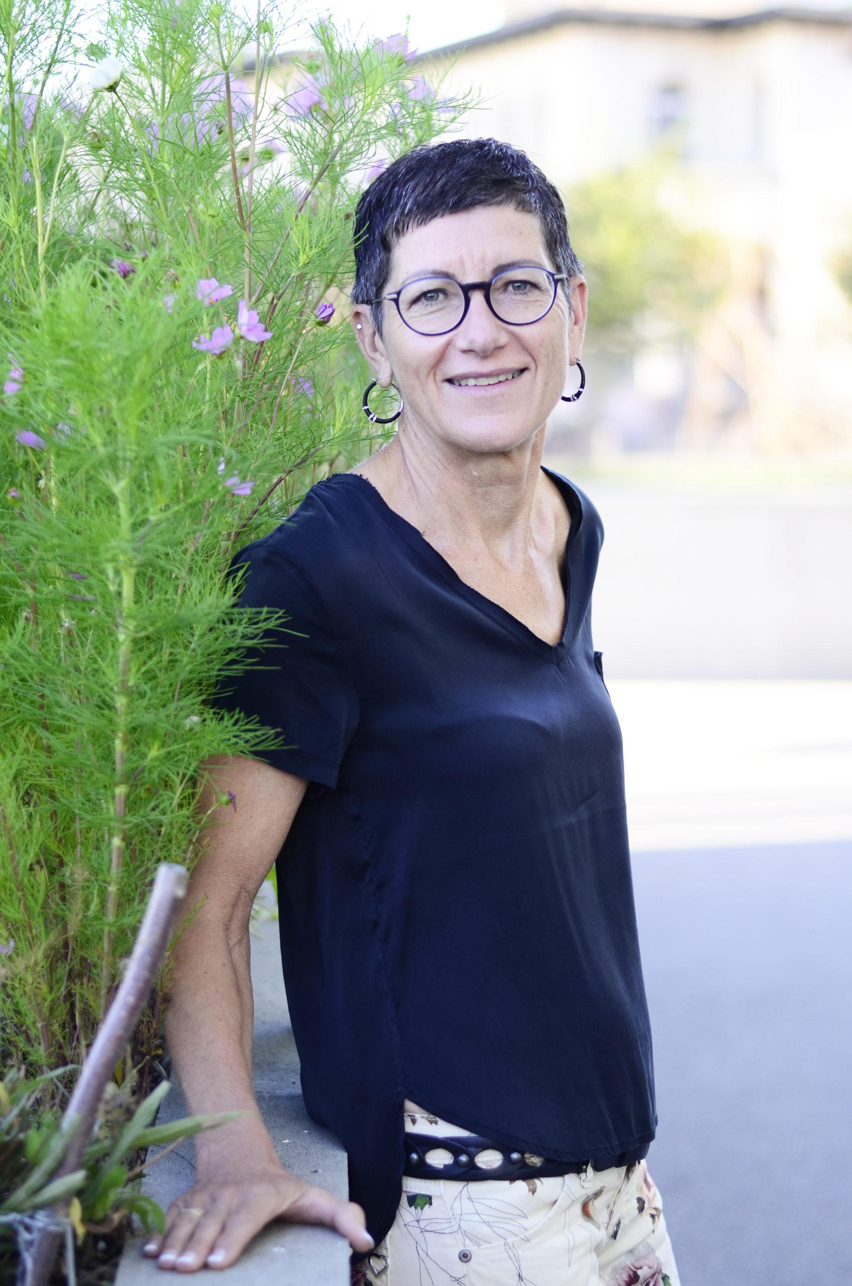 Marianne  Sallin